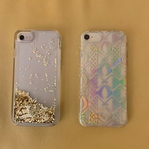 NWT 2 got $10 Two iPhone Cases  6/6s/7/8